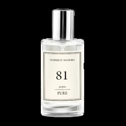 FM 81 PURE perfume feminino