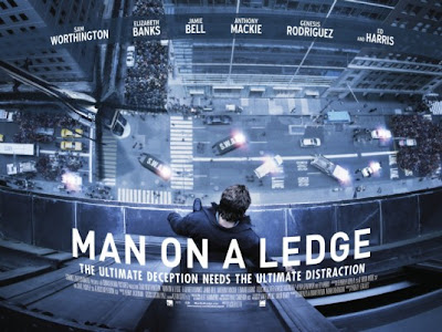 Man on a Ledge film