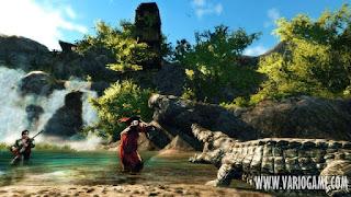 Risen 2 Dark Waters Gold Edition PC Game Screenshot