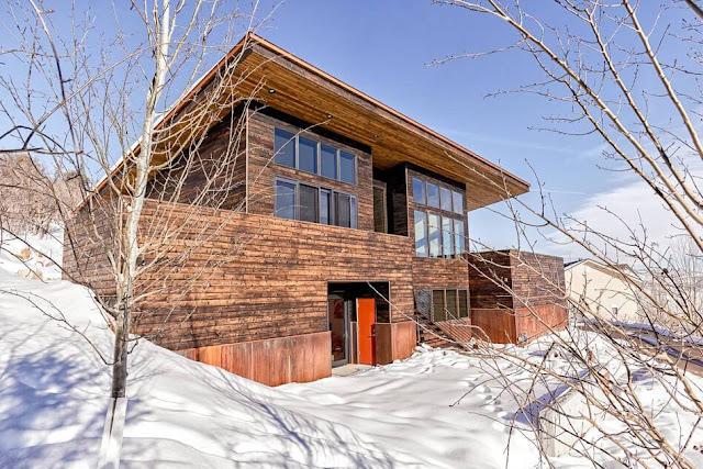 Современные дома. Горный дом от компании Park City Design