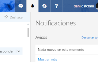 Notificaciones de Correo Outlook, mantente actualizado