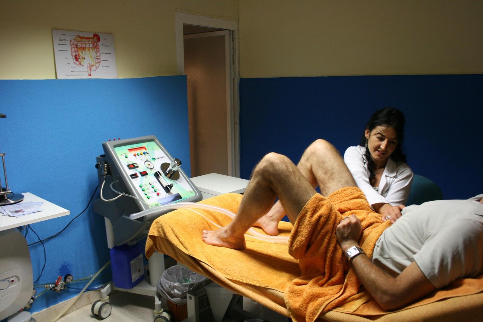 colon hidroterapia)