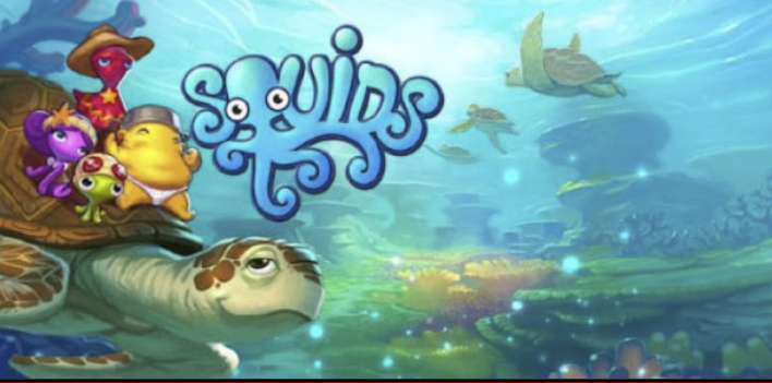 Mobile Game Squids Becoming Animated TV Show - BioGamer Girl
