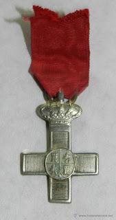Cruz de plata al mérito militar
