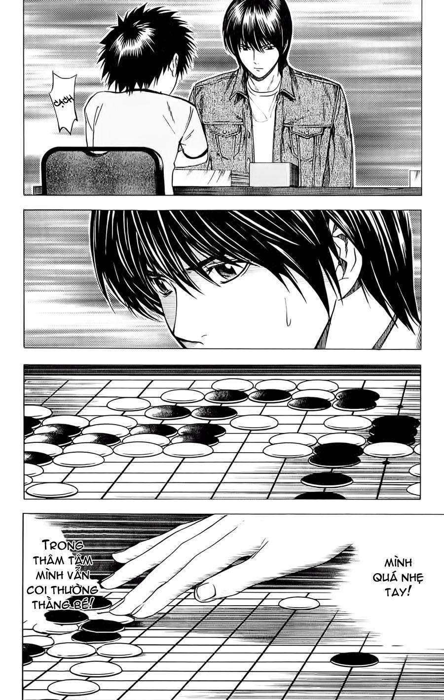Hikaru No Go hikaru no go chap 132 trang 13