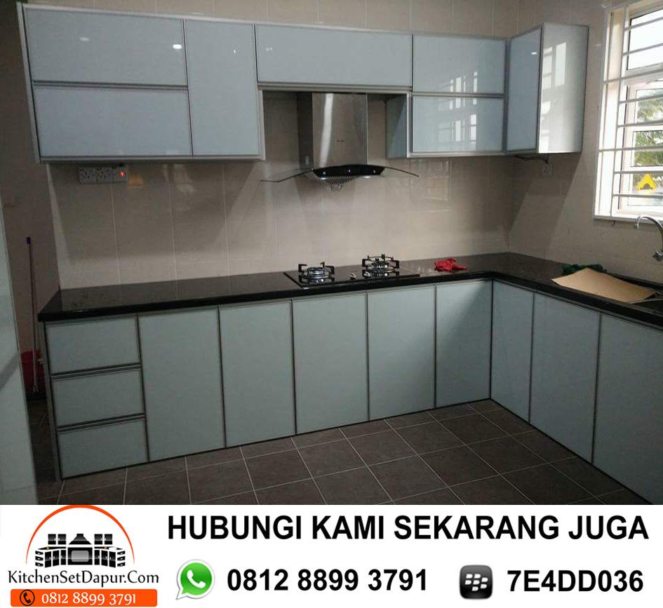 Kitchen Set Aluminium Bintaro 0812 8899 3791