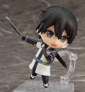 "Nendoroid Kirito de ""Sword Art Online: Ordinal Scale"" ya en pre-order - Good Smile Company"