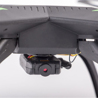 Spesifikasi Drone JD-10HW - OmahDrones
