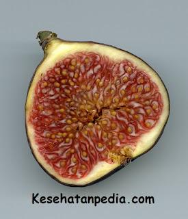 Khasiat buah tin untuk kesehatan tubuh