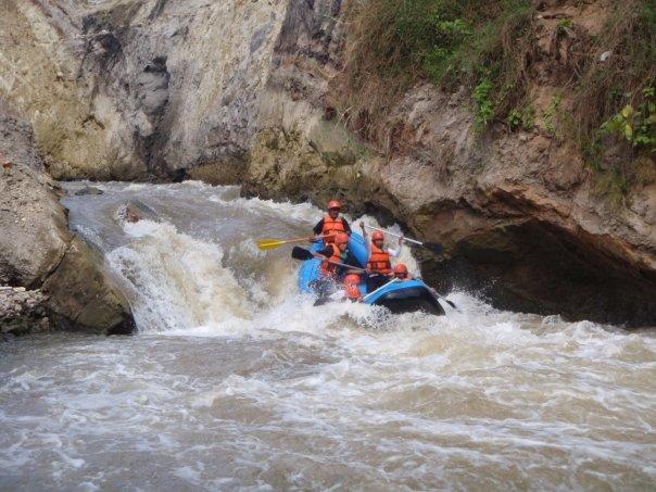 Hydraulic Sungai Cimanuk, Garut