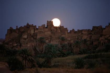 Kehidupan Kuno Di Padang Gurun Sahara