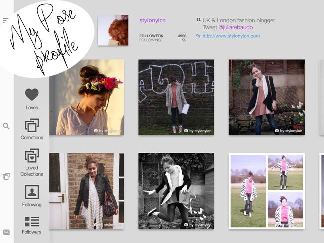 Did I Mention Fashion App Pose? - Stylonylon