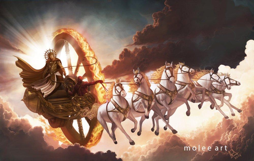 Mayiliragu: Surya Upanishad Mantra - Awaken your solar power