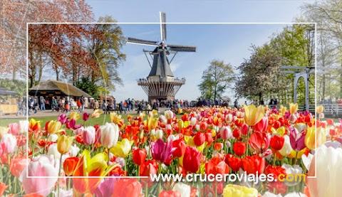 CroisiEurope amplía su oferta Early Booking en sus fluviales de Semana Santa por Holanda