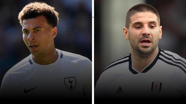 Tottenham vs Fulham Live Stream EPL 18.8.2018