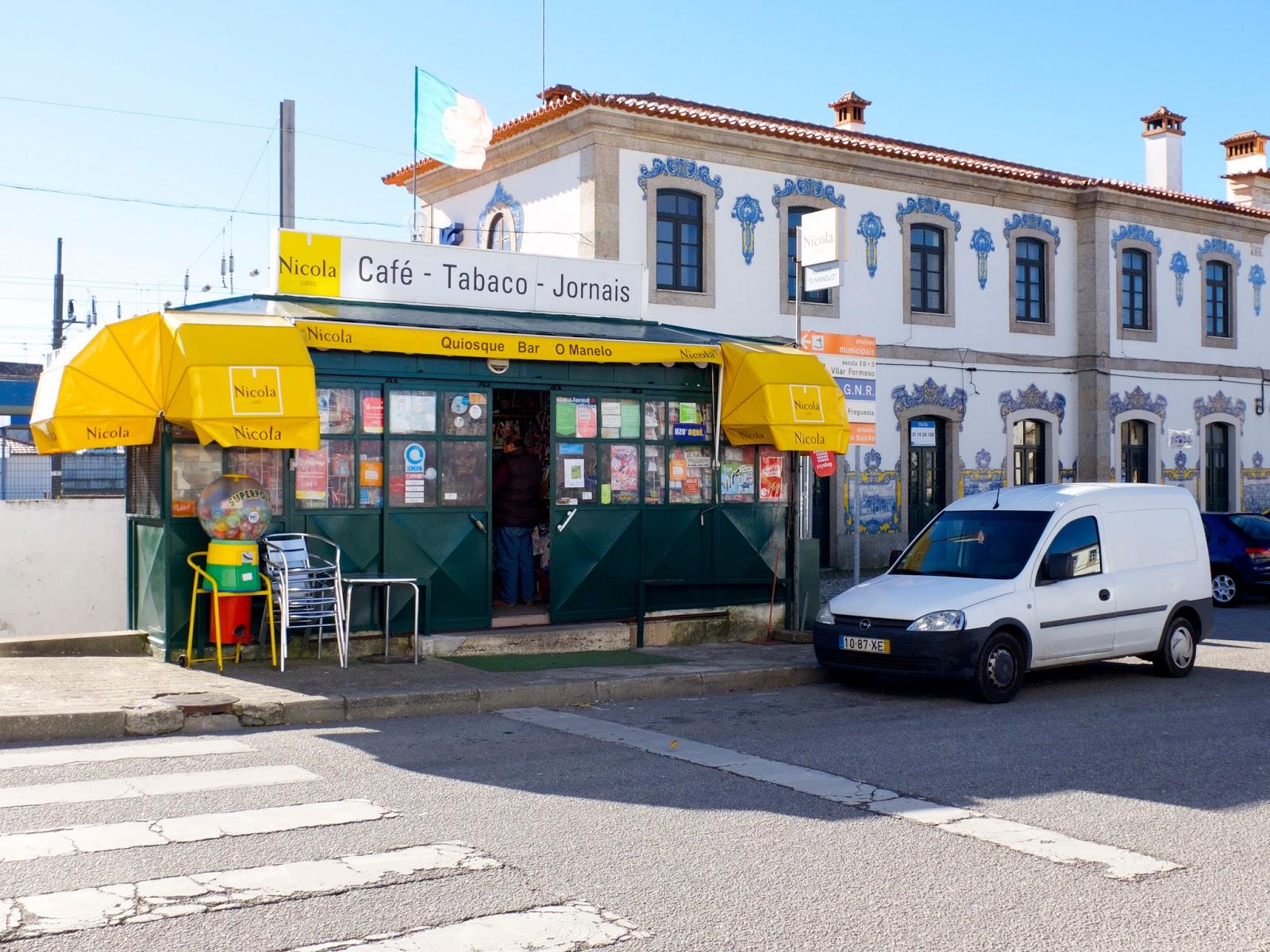 Quiosco en Villa Formosa, Portugal 2014