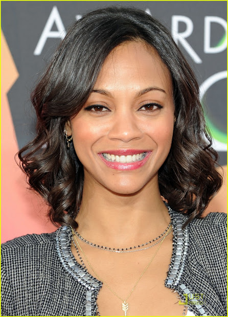 Comic Frontline Zoe Saldana Play Gamora In Guardians Of Galaxy