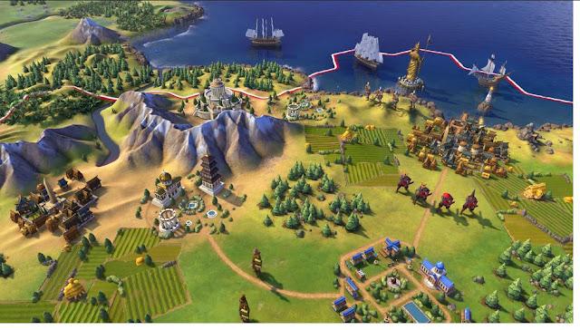 civilization 6 reloaded