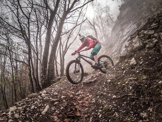 Mountainbike Tour Gardasee extreme: Cima Sat