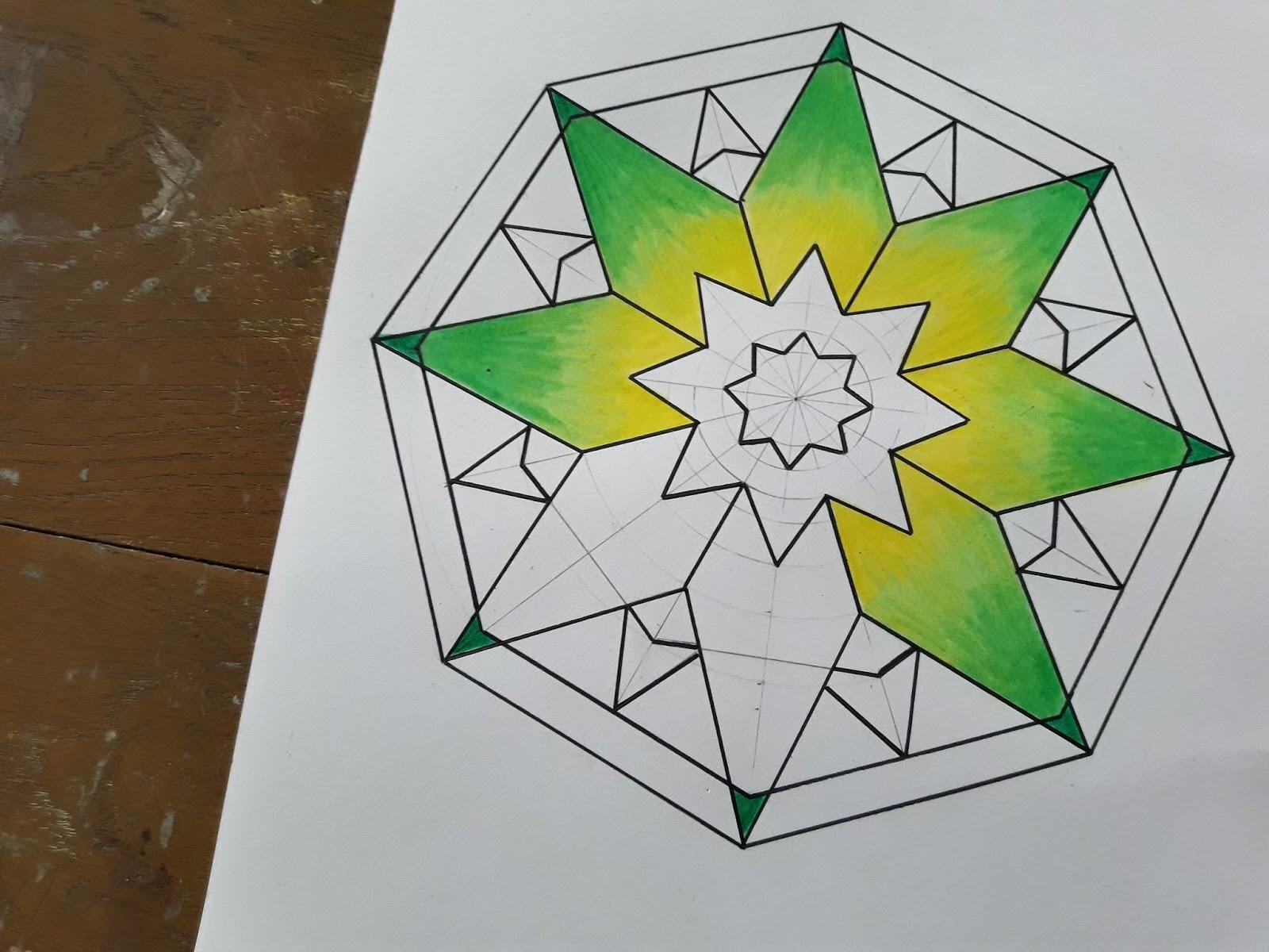 Alvita Maulida Diana Perjuangan Geometris