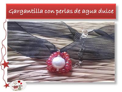 Gargantilla navideña 2017