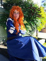 Merida's Archery Dress by Angi Viper