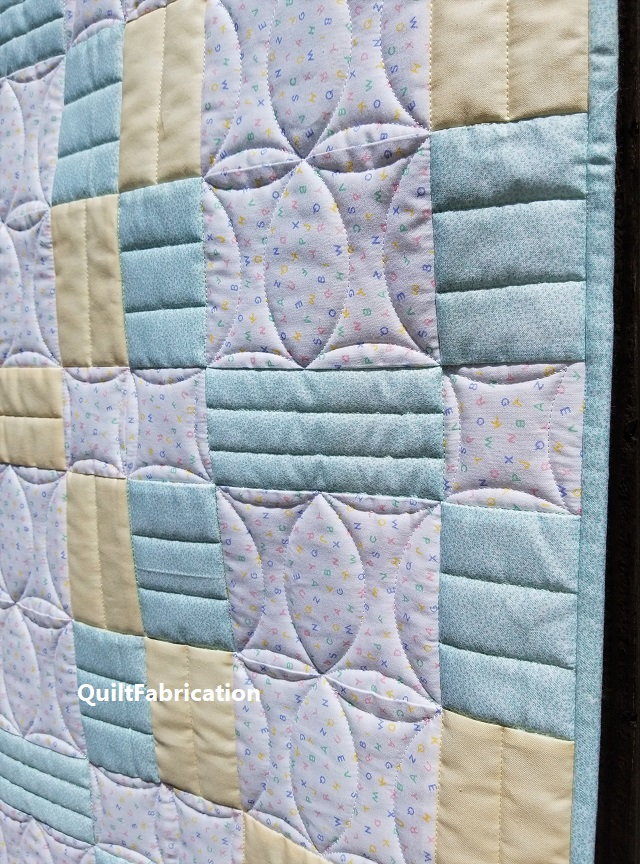 Stockade 3 seed quilting
