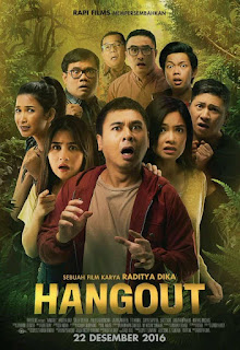 Download Film Hangout (2016) Subtitle Indonesia