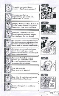 Naruto Quiz - 710 questions des plus simples aux plus pointues