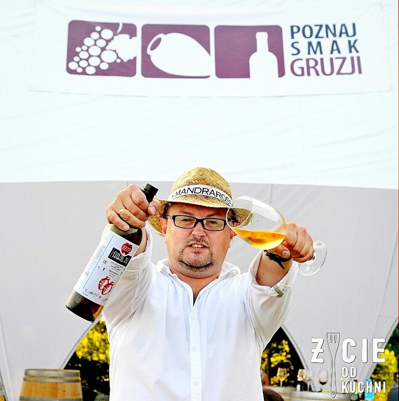mariusz kapczynski, vinisfera, poznaj smak gruzji, wino z kwewri, gruzinskie wino, zycie od kuchni