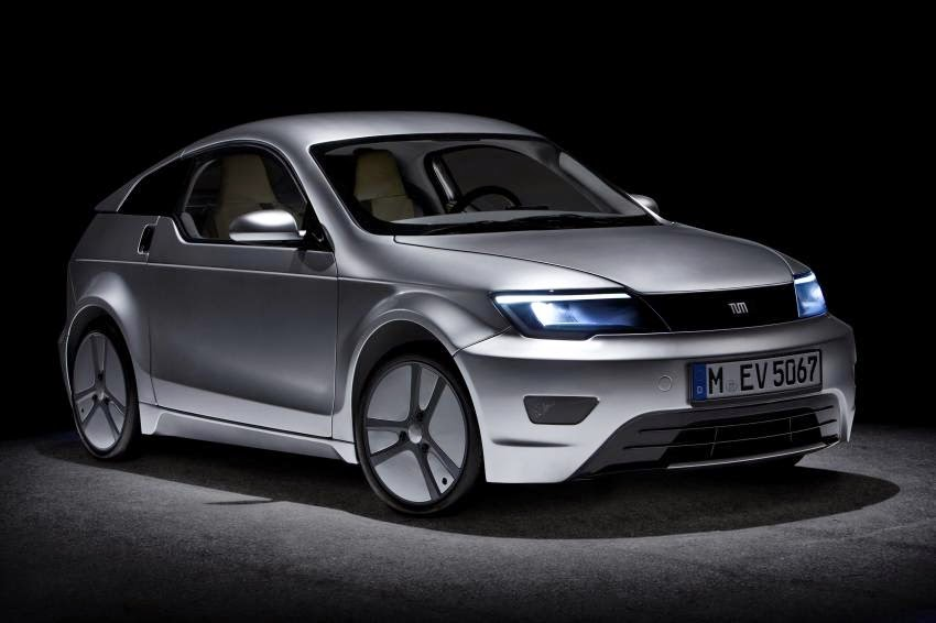 Electric Vehicle News: October 2014