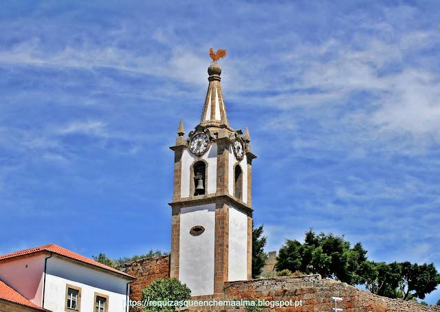 Torre do Relógio - Pinhel