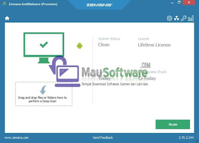 Free Download Software Zemana AntiMalware Latest Version