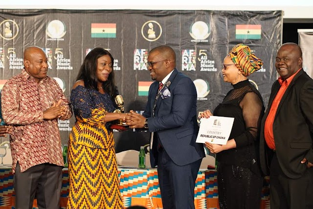 5th AFRIMA: Ghana Accepts Official Host Right