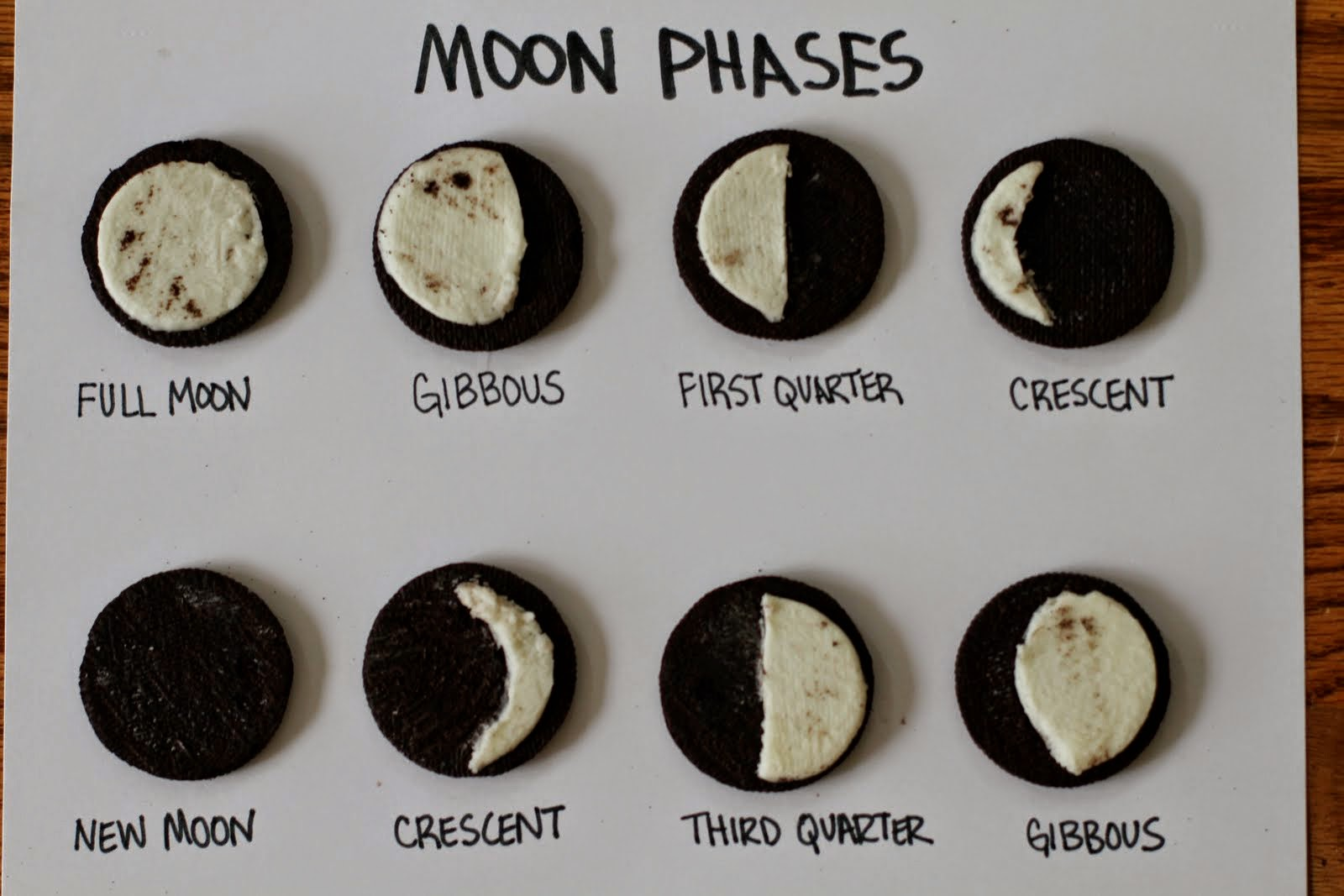 Teaching Science With Lynda Total Lunar Eclipse And Moon