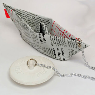 Creative Newspaper Print Inspired Products and Designs (15) 14
