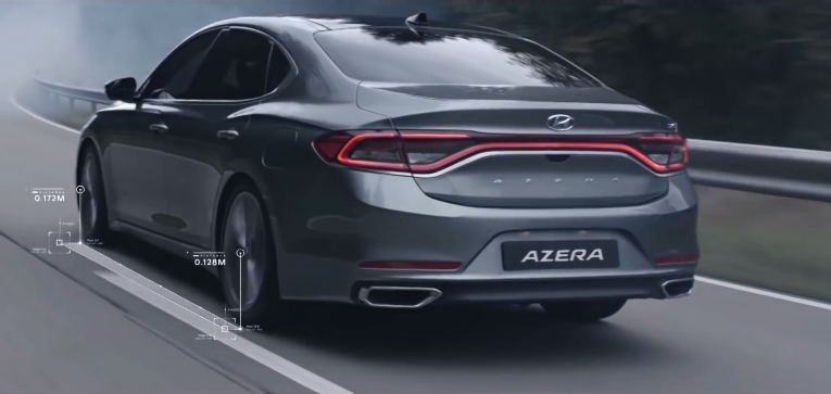 2018 Hyundai Azera Concept And Features