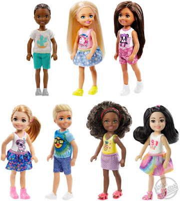 Toy Fair 2019 Mattel Barbie Club Chelsea Doll Assortment 07