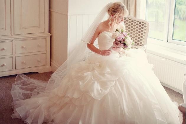fairytale-wedding-Katy-Lunsford-Photography Menù in coordinato agli inviti Eleganza RetròMenù Partecipazioni shabby chic - country - vintage