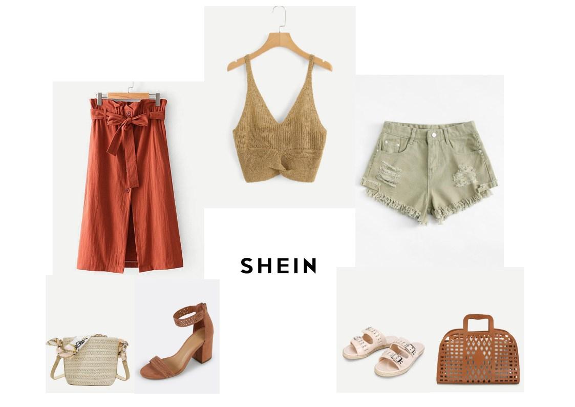 SheIn summer look