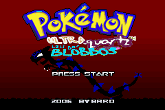 pokemon ultra quartz