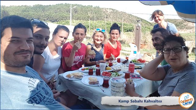 Kamp-Sabah-Kahvalti