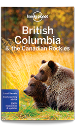 British Columbia and Canadian Rockies: Railway Map Guide