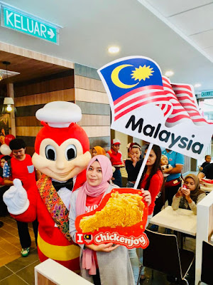 Jollibee Buka Cawangan Yang Pertama di Malaysia