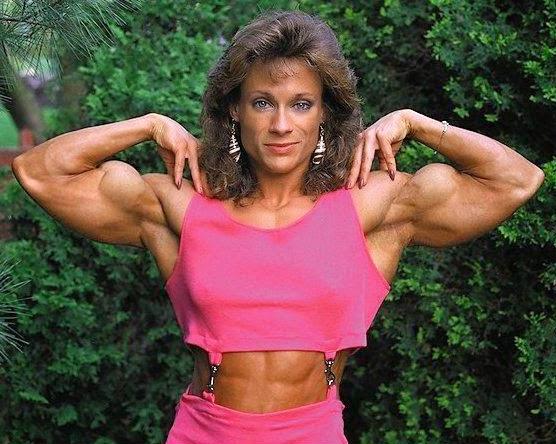 image Christine roth female bodybuilder