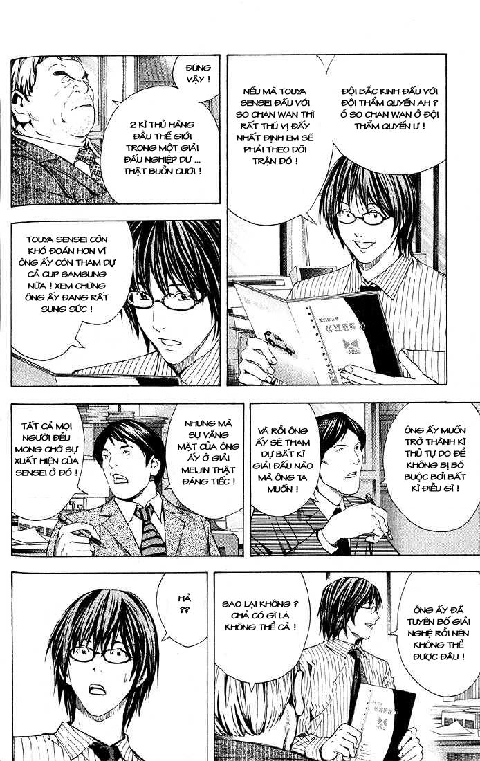 Hikaru No Go hikaru no go chap 169 trang 10