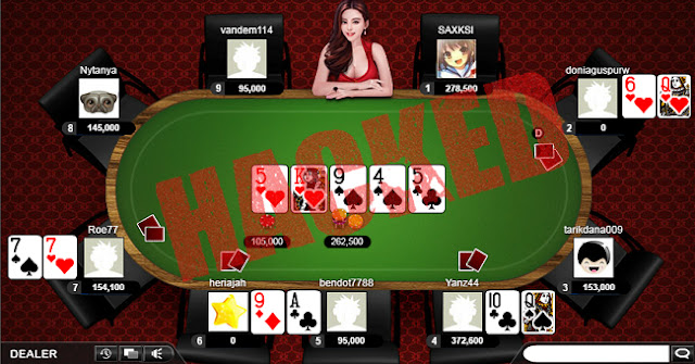 CHEAT POKER ONLINE INDONESIA TERBAIK 2019