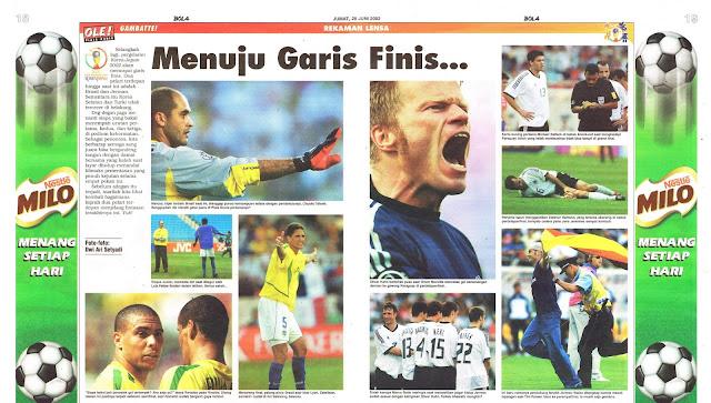 REKAMAN LENSA: MENUJU GARIS FINIS...