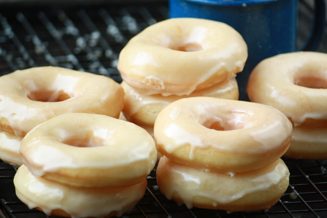 Donas caseras / Homemade donuts