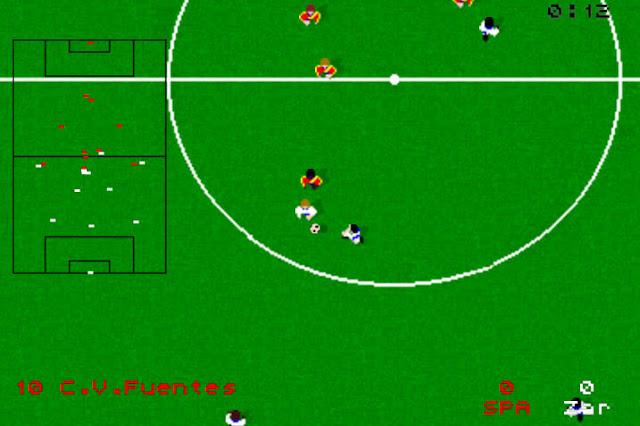 Revive el espíritu del fútbol de 16 bits con The Soccer Player Manager 2016